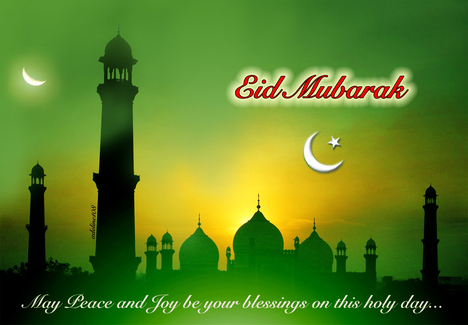 Happy Eid Mubarak Wishes And Messages Eid Mubarak 2017 Greetings