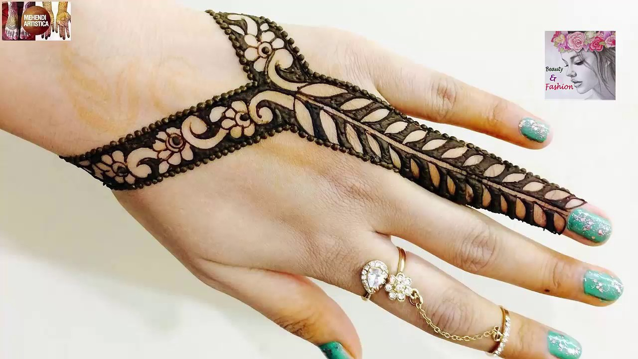 Mehndi design 2017 eid - Latest Mehndi Designs For Eid And Chand Raat