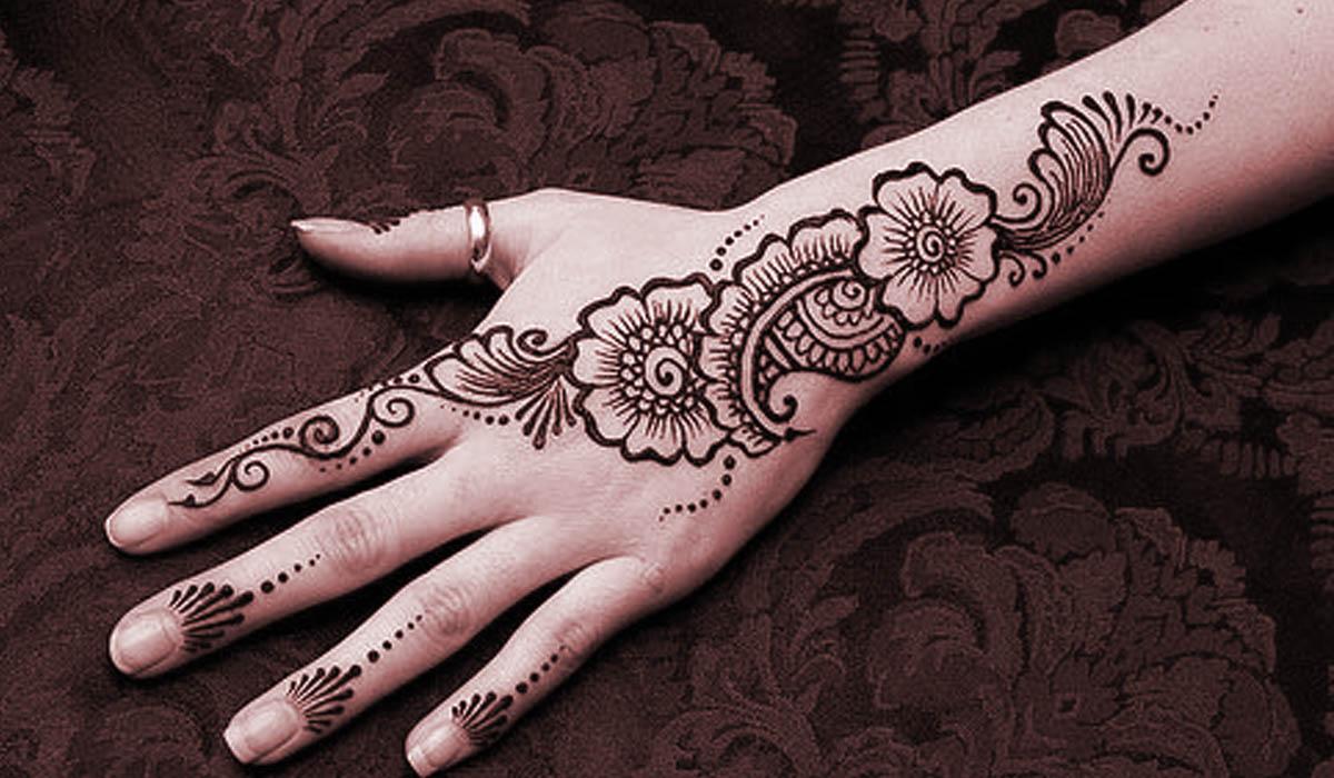 Latest Mehndi Designs for Eid and Chand Raat – Eid Mubarak